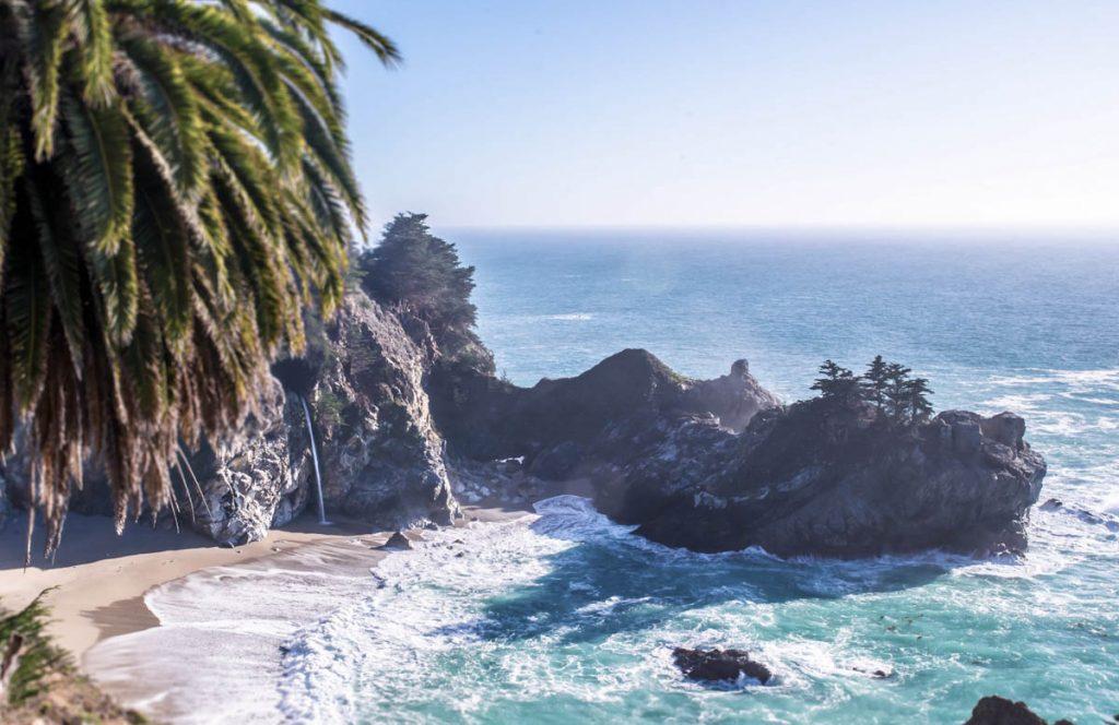 coast-ocean-sun-sea-waves