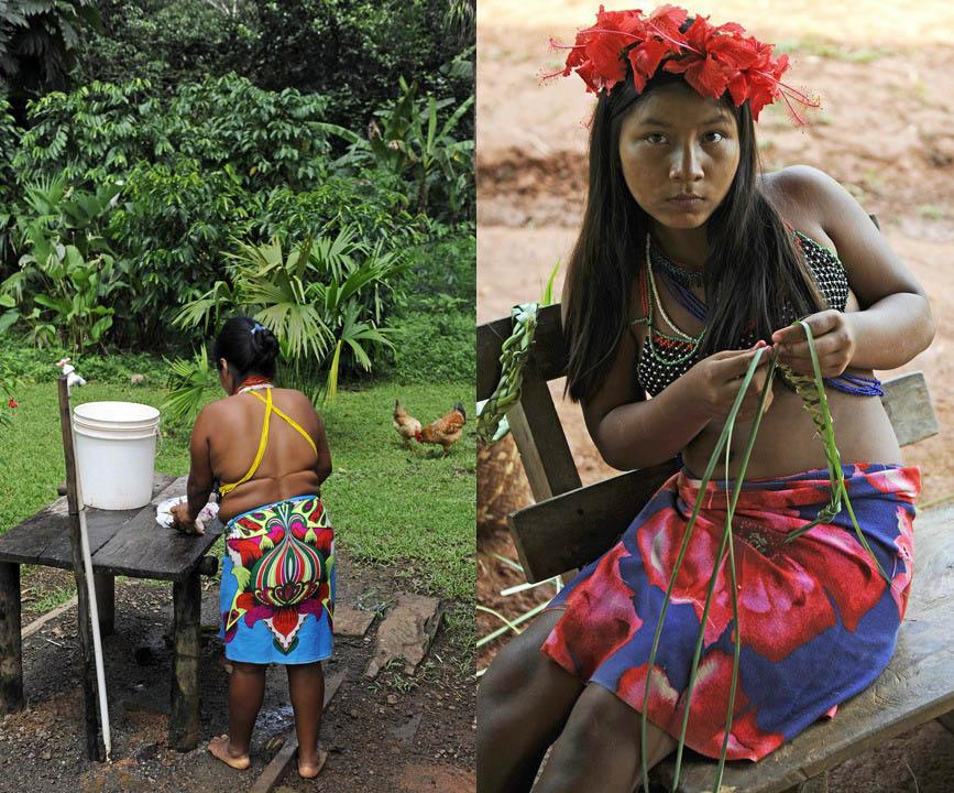 embera-village-panama-cooking-handicrafts