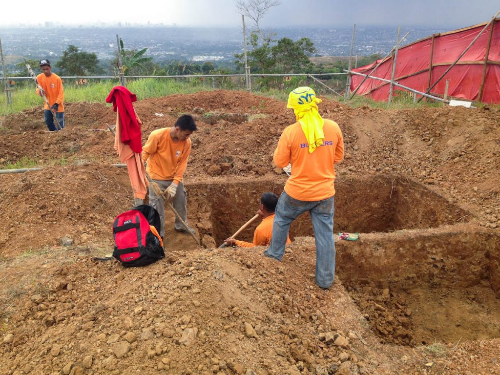 house-building-philippines-digging-foundations