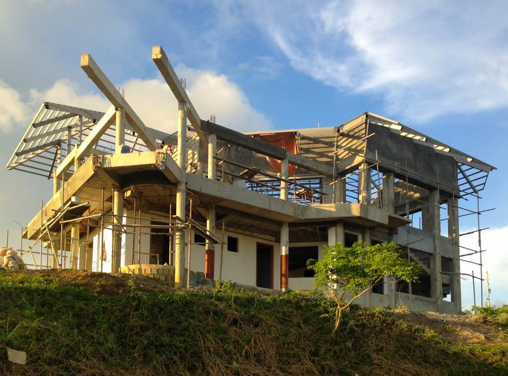 house-building-philippines-half-complete