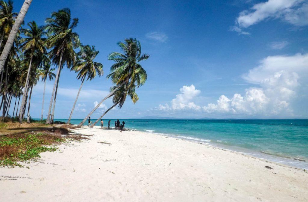 tropics--white-sand-beach-blue-ocean